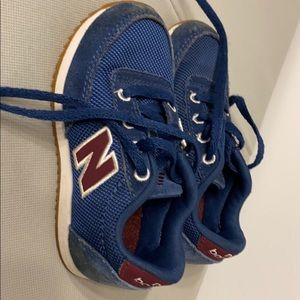 Toddler New Balance sneakers